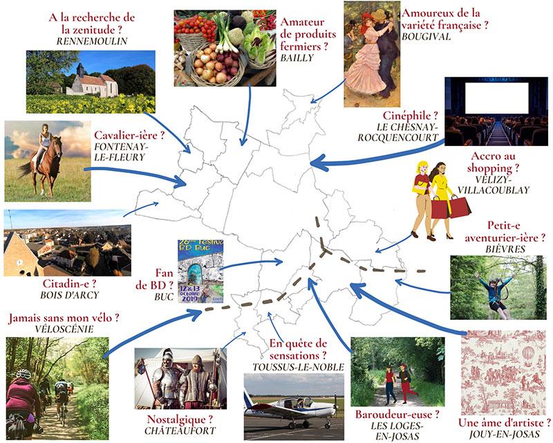 carte de vesailles grand parc