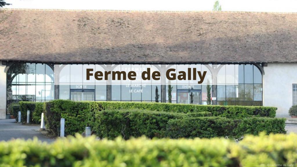 Ferme de Gally à Saint-Cyr-l'École