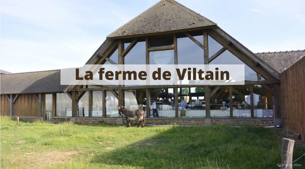 Ferme de Viltain à Jouy-en-Josas