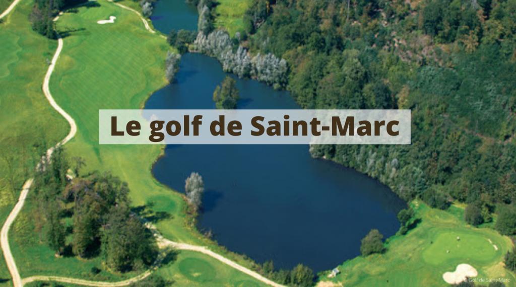 Golf de Saint-Marc à Jouy-en-Josas