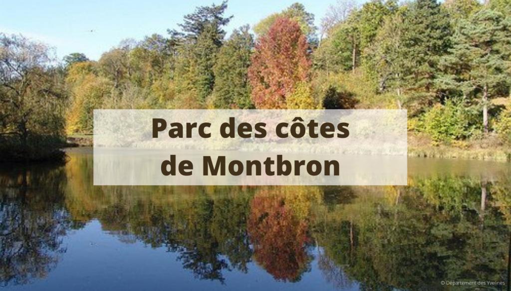 Parc des côtes de Montbron à Jouy-en-Josas