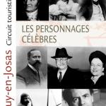 Promenade Les personnages célèbres